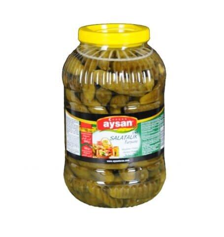 resm Aysan Salatalık Turşusu No:2 5 kg