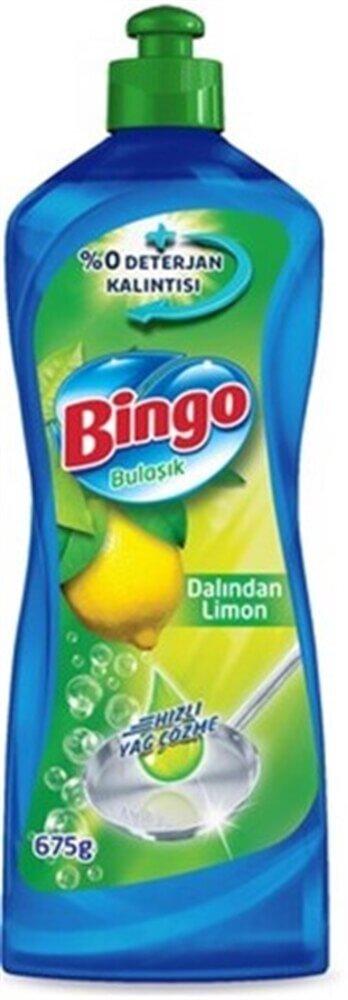 resm Bingo Dynamıc Bulaşık Deterjanı Limonlu 675 g
