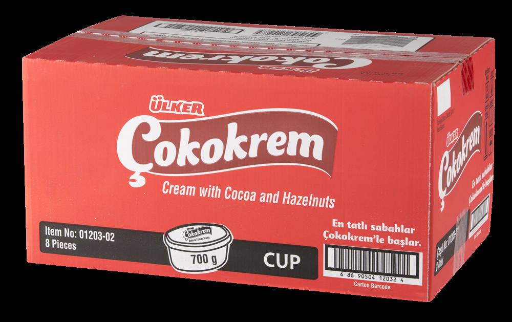 resm Ülker Çokokrem Kakaolu Fındık Kreması 650 g