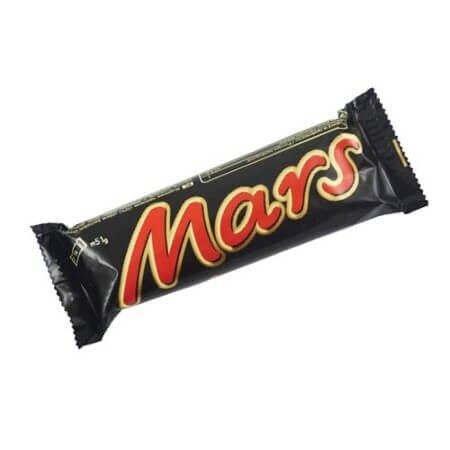 resm Mars Çikolata 24'lü 51 g