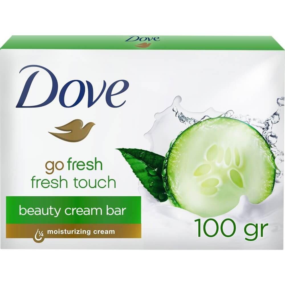 resm Dove Fresh Cream Bar Sabun 100 g