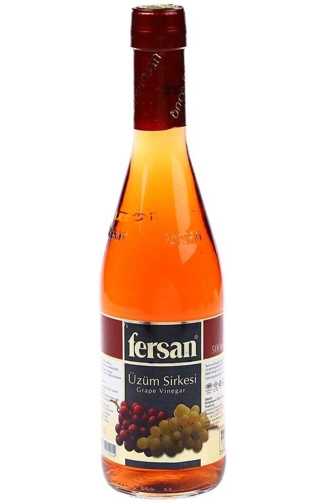 resm Fersan Üzüm Sirkesi Cam 500 ml