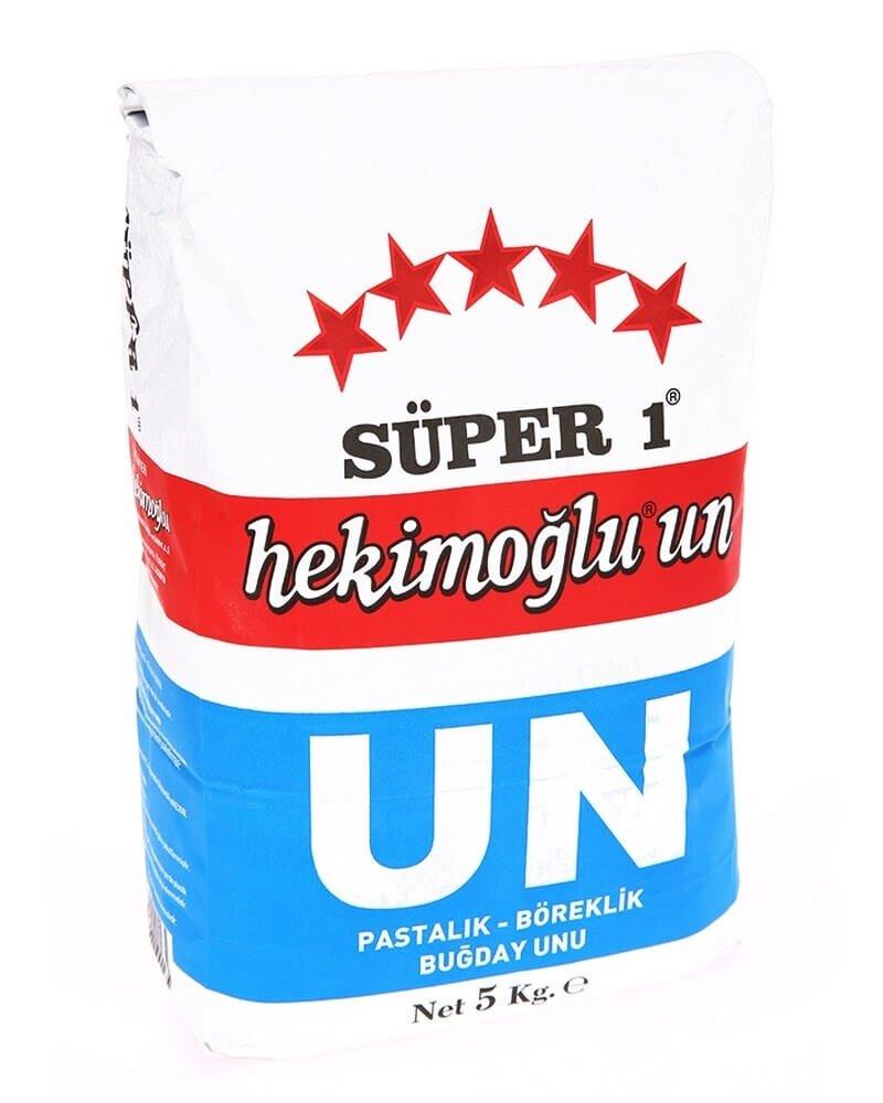 resm Hekimoğlu Un Süper (1) 5 kg