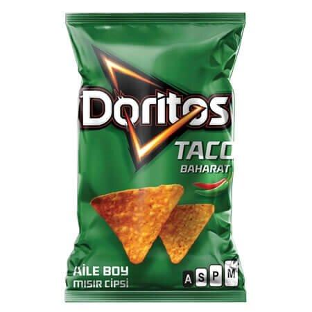 resm Doritos Taco Aile Boyu 68 g