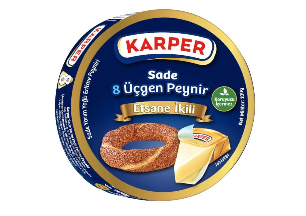 resm Karper 8*12,5 g
