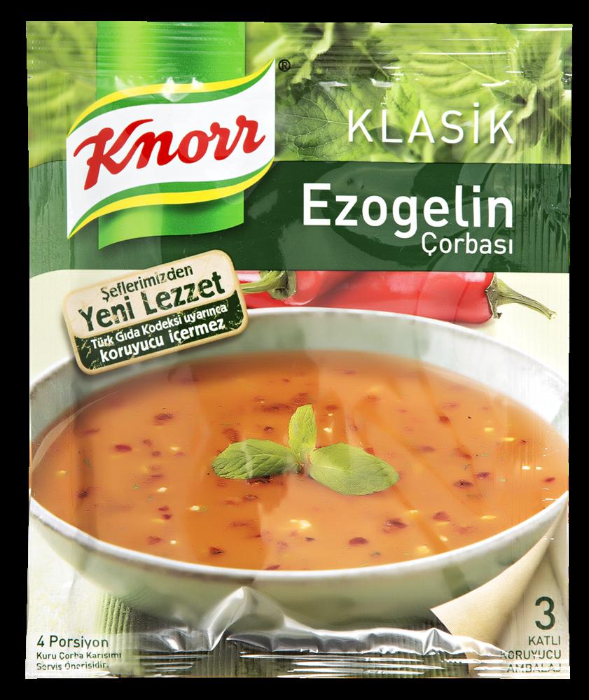 resm Knorr Ezogelin Çorbası 74 g