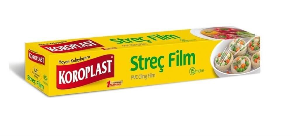 resm Koroplast Streç Film Adet