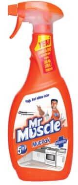 resm Mr.Muscle Mutfak Limon 750 ml