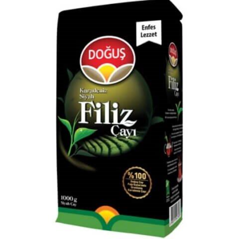 resm Doğuş Siyah Filiz Çay 1 kg