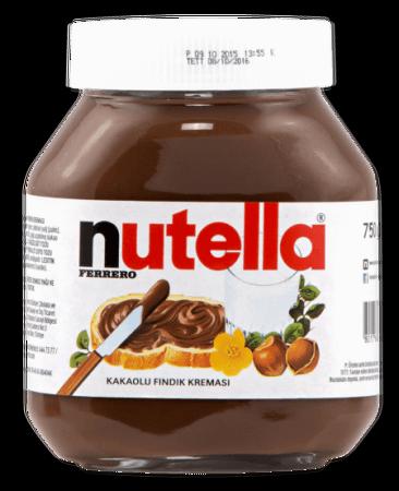 resm Kinder Nutella Kakaolu Fındık Kreması 750 g