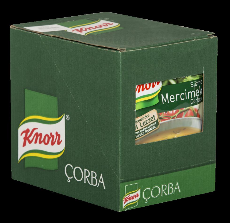 resm Knorr Mercimek Çorbası 76 g