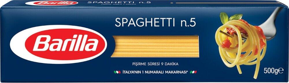resm Barilla Makarna Spaghetti 500 g