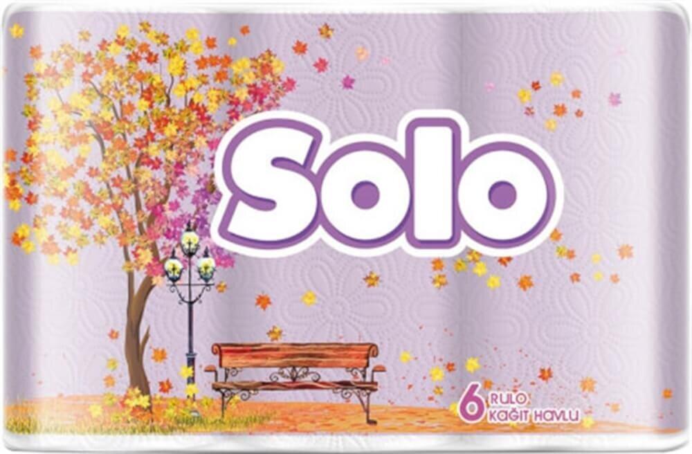 resm Solo Kağıt Havlu 6'lı