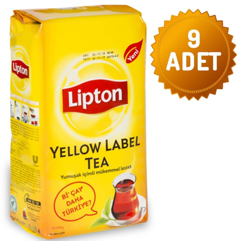 resm Lipton Yellow Label Çay 1 kg