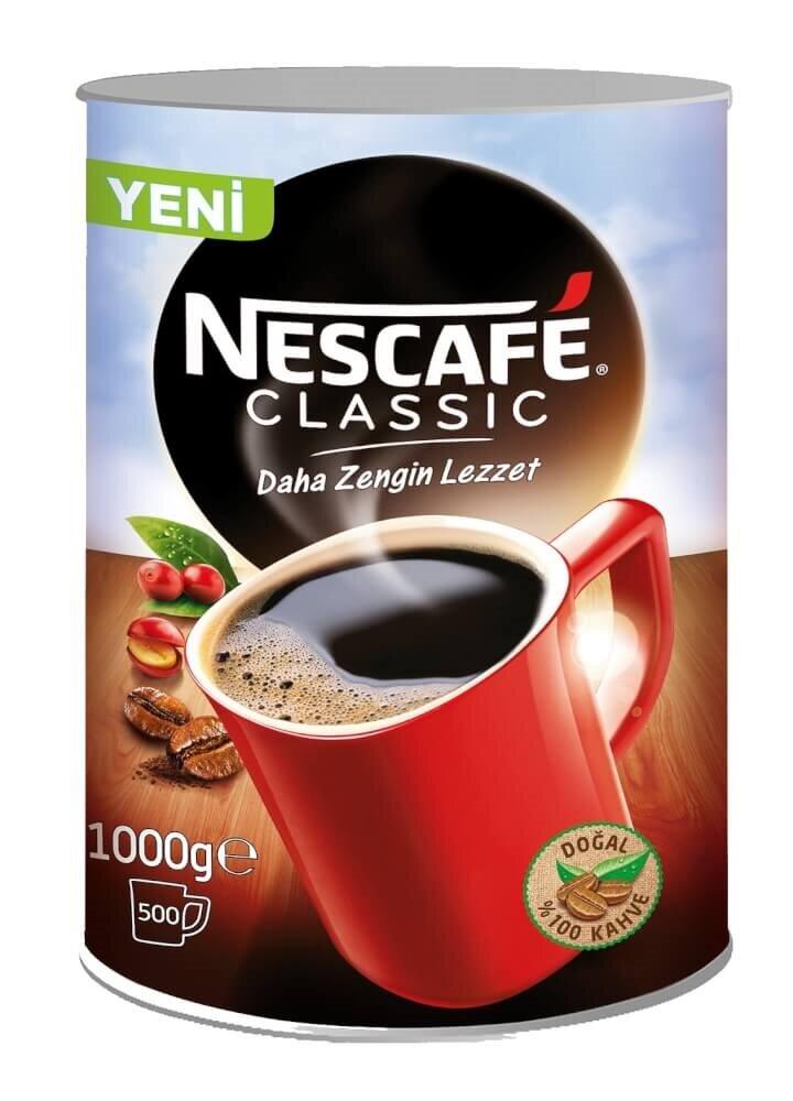 resm Nescafe Classic Teneke Kutu 1 kg