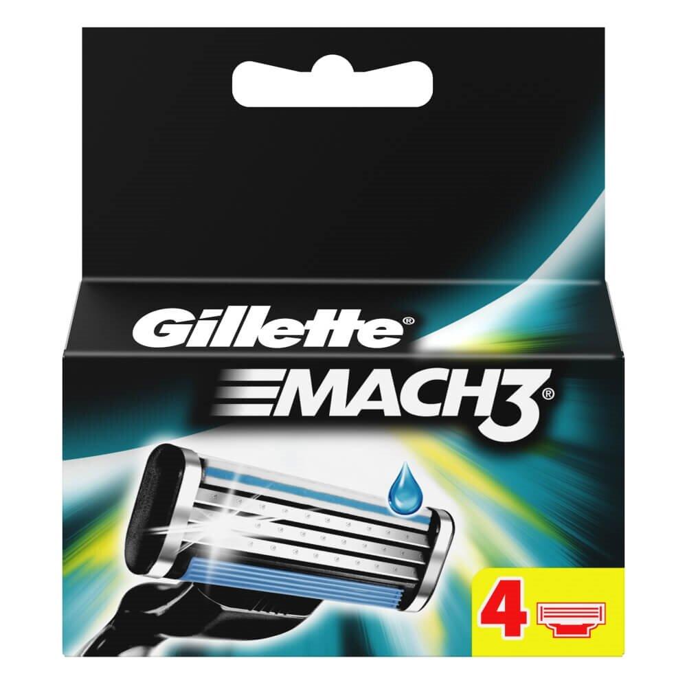 resm Gillette Mach 4'lü