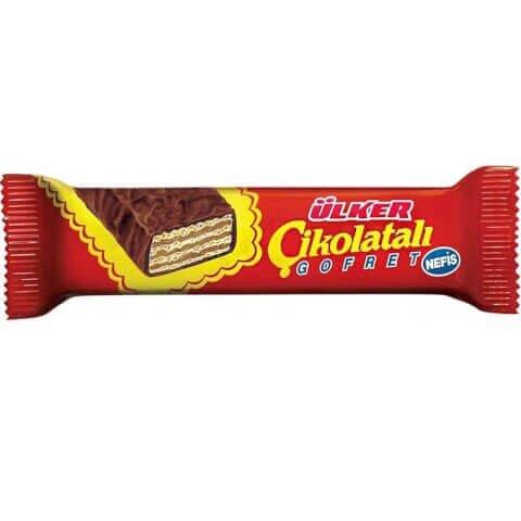resm Ülker Çikolatalı Gofret 36'lı 36 g
