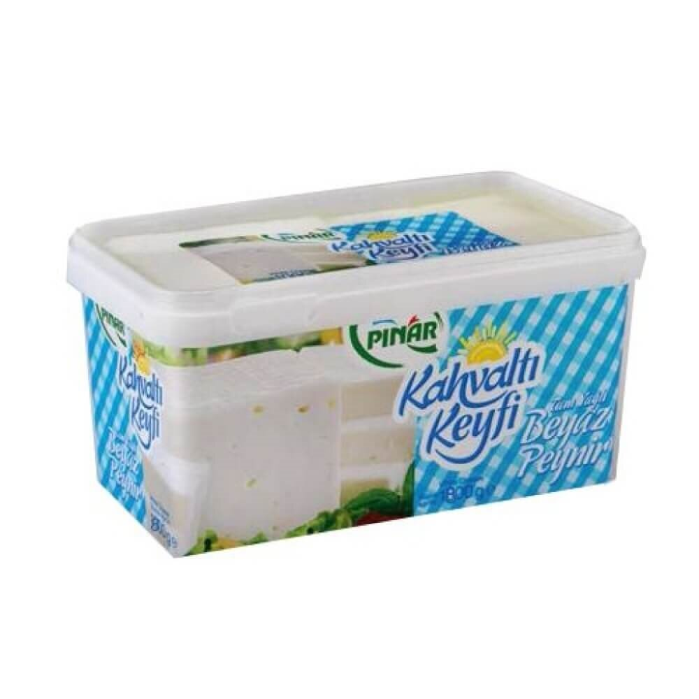 resm Pınar Kahvaltı Keyfi Tam Yağlı Beyaz Peynir 800 g
