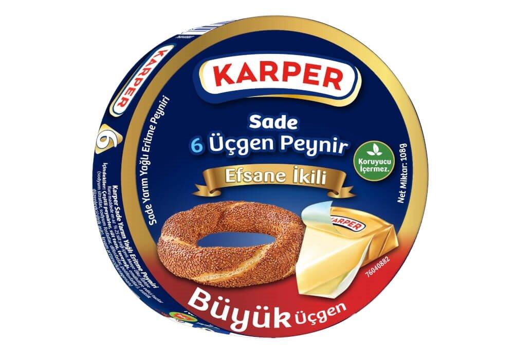 resm Karper 6*18 g