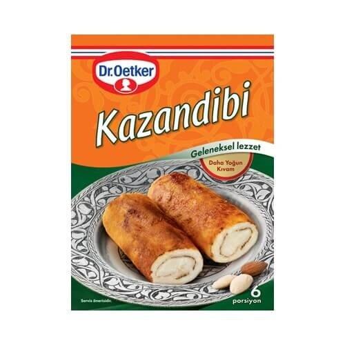resm Dr.Oetker Kazandibi 165 g