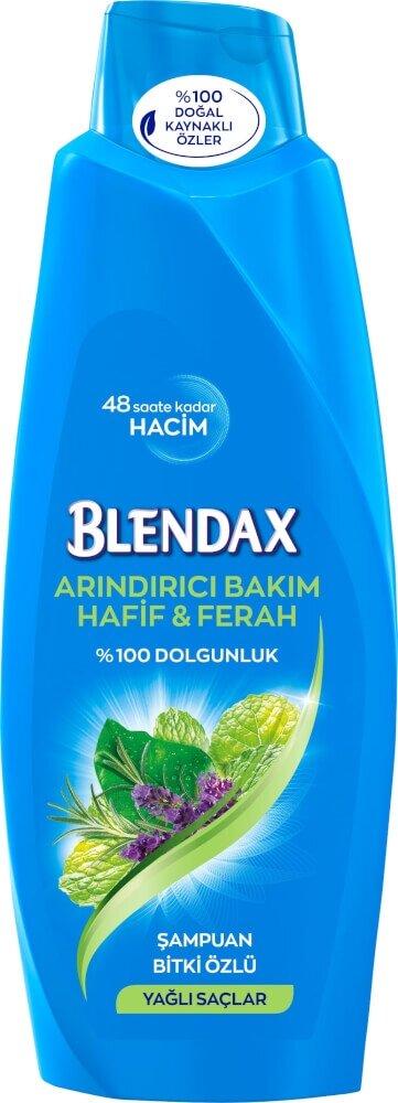 resm Blendax Bitki Özlü Şampuan 550 ml