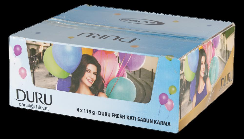 resm Duru Fresh 4*110 g