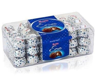 resm Ülker Ece Define İkramlık Çikolata Fındıklı 455 g
