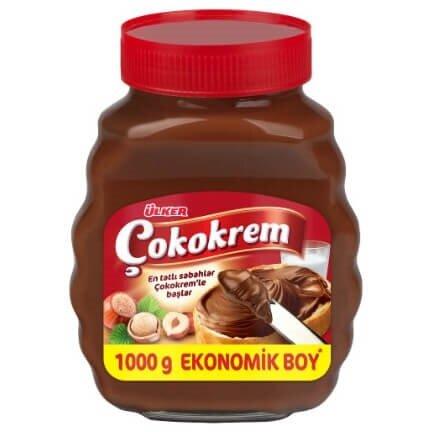 resm Ülker Çokokrem Cam Kavanoz 1 kg