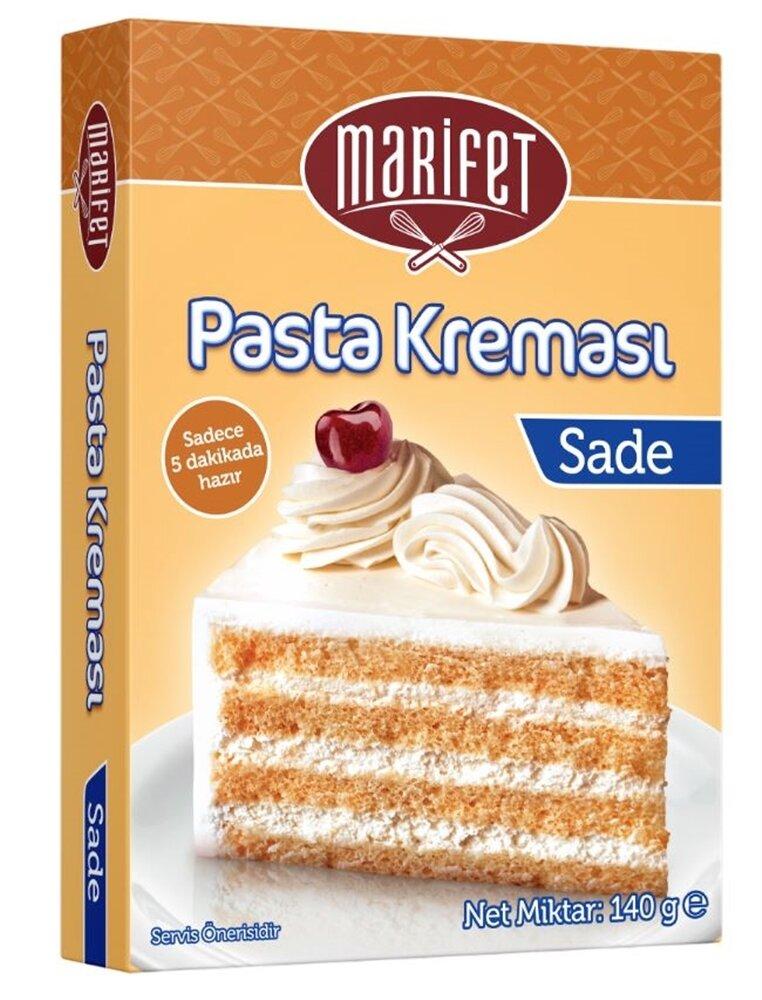 resm Marifet Sade Pasta İçi Kreması 140 g
