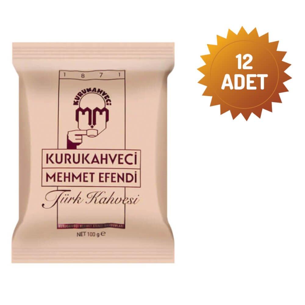 resm Mehmet Efendi Türk Kahvesi 100 g