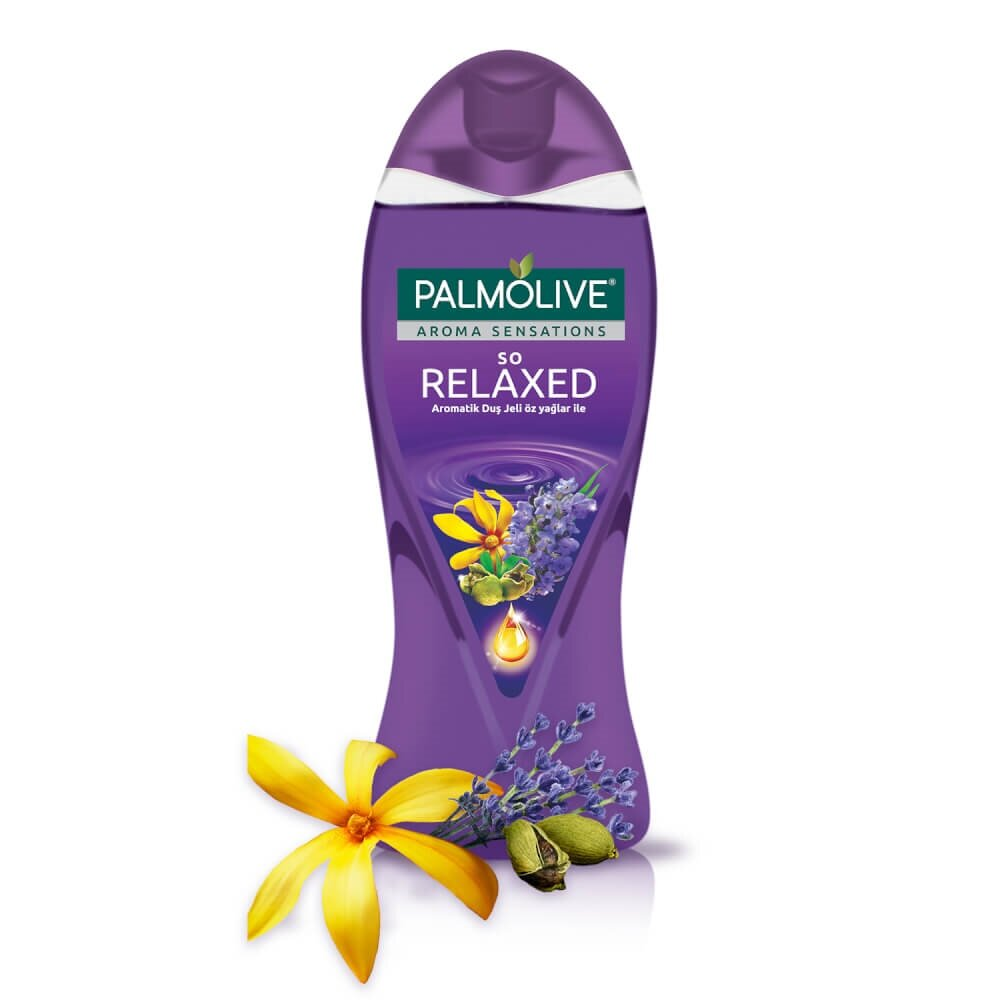 resm Palmolive Aroma Sensations So Relaxed Duş Jeli 500 ml