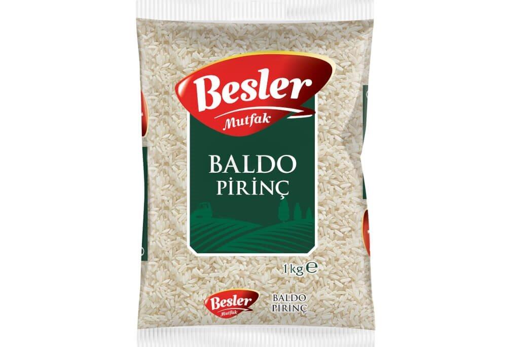 resm Besler Mutfak Baldo Pirinç 1 kg