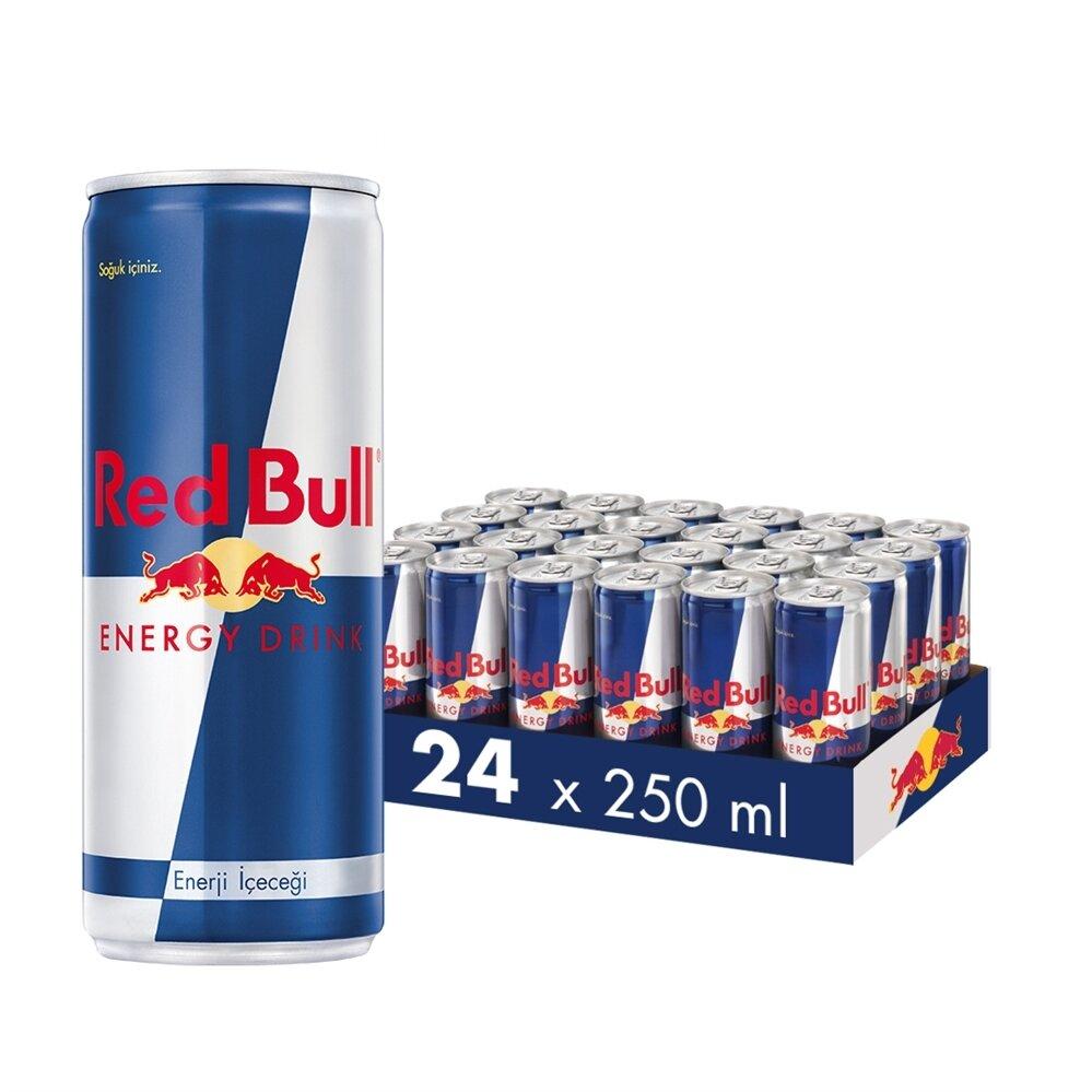 resm Red Bull Enerji İçeceği 24'lü 250 ml