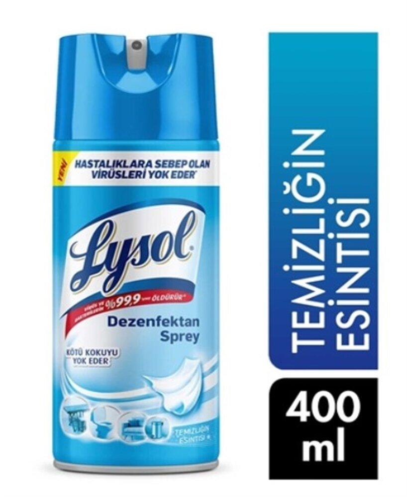 resm Lysol Temizliğin Esintisi Sprey Dezenfektan 400 ml