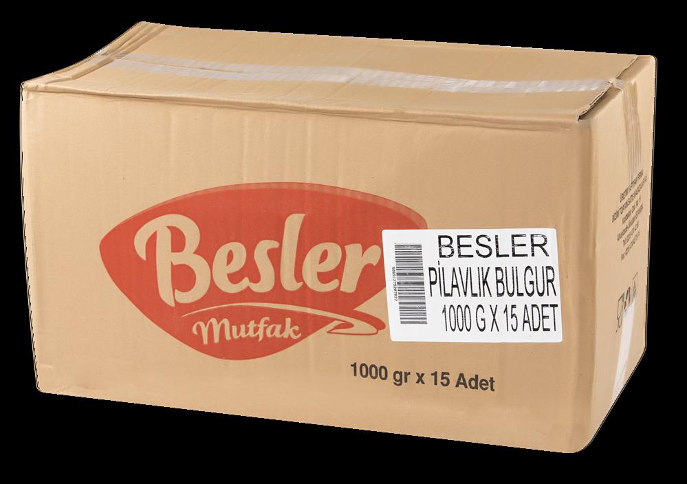 resm Besler Mutfak Pilavlık Bulgur 1 kg