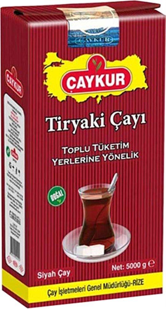 resm Çaykur Edt Tiryaki Çayı 5 kg