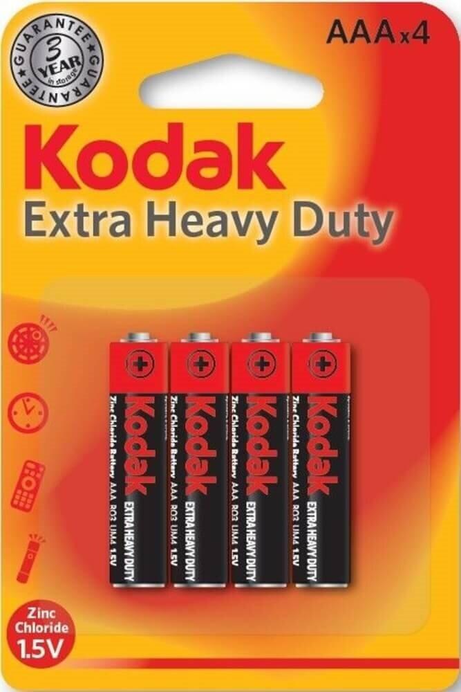 resm Kodak İnce Alkalin 4 lü