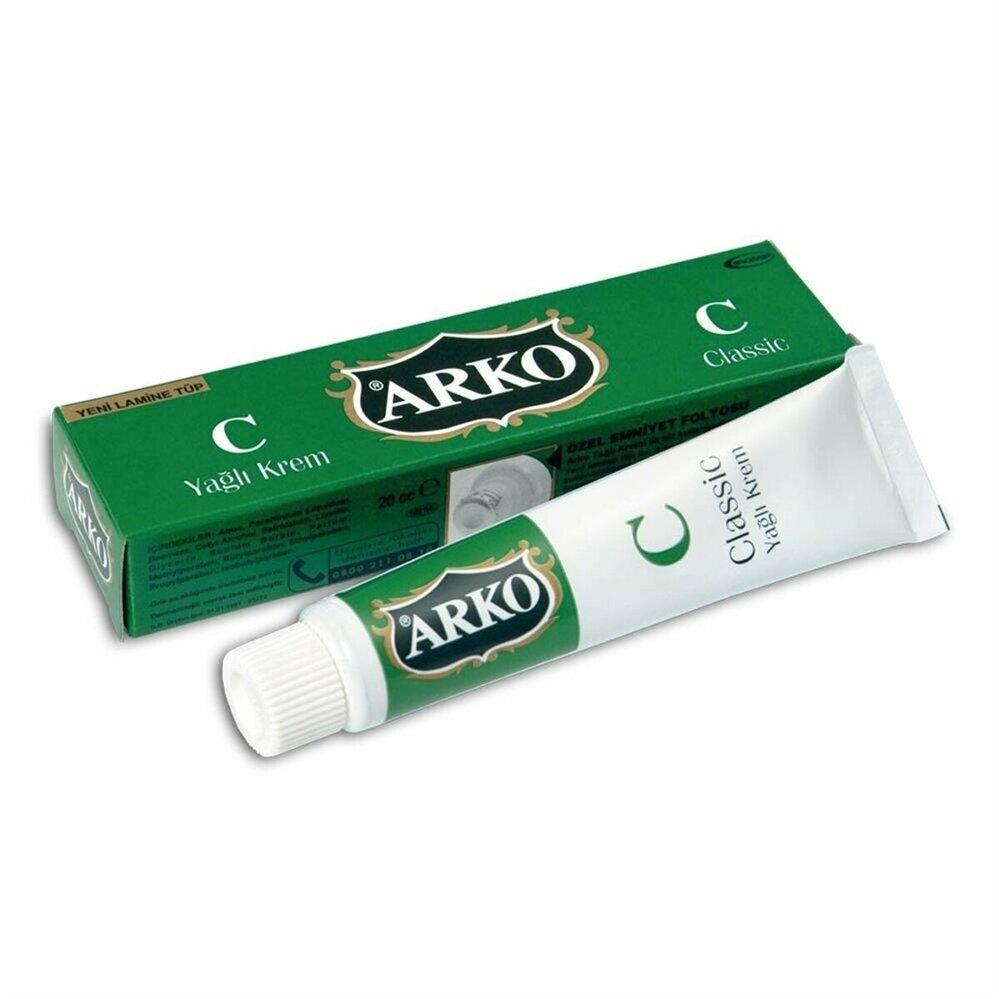 resm Arko Classic Yağlı Krem 12'li 20 ml