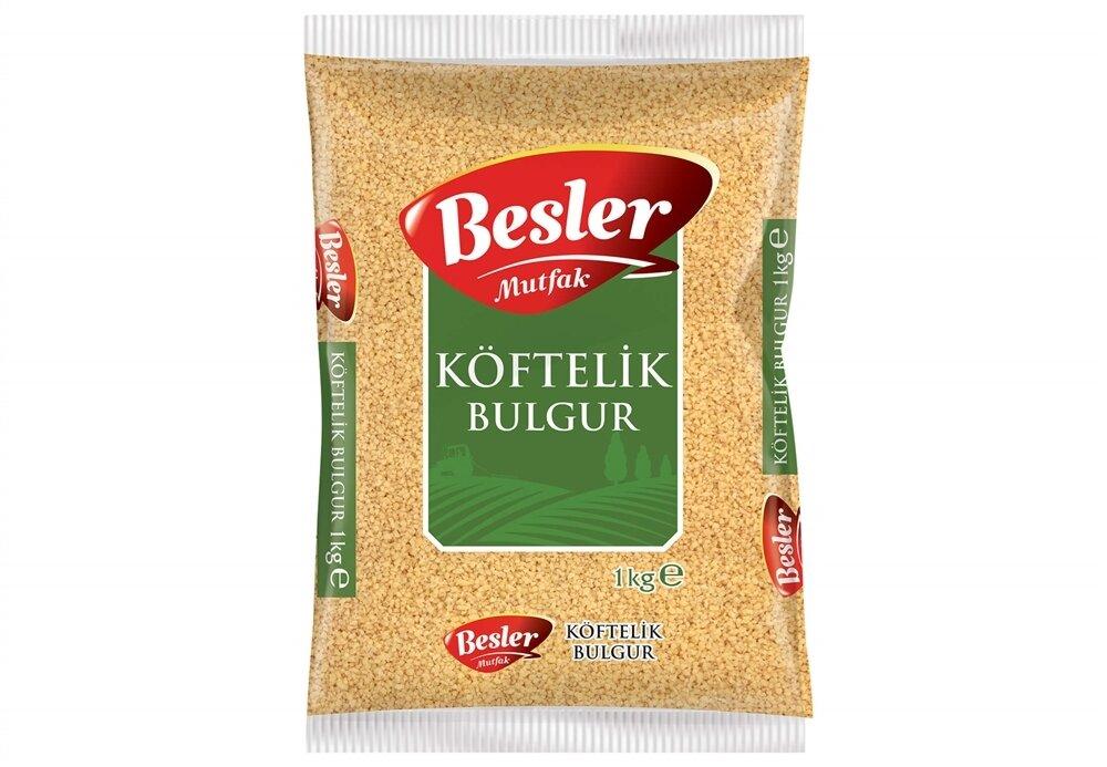 resm Besler Mutfak Köftelik Bulgur 1 kg