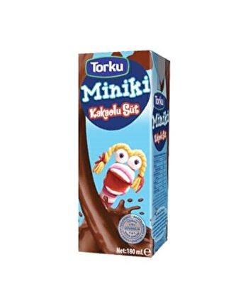 Resim Torku Miniki Kakaolu Süt 27'li 180 ml