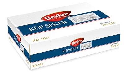Resim Besler Küp Şeker 750 g