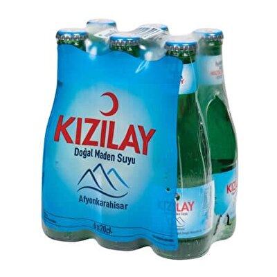 Resim Kızılay Doğal Maden Suyu 6*200 ml