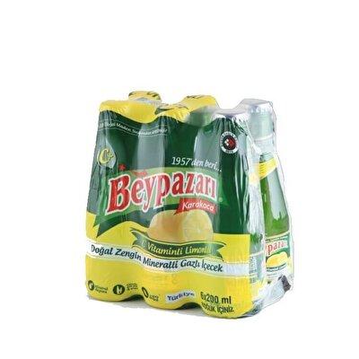 Resim Beypazarı C Vitaminli Limonlu İçecek 6'lı 200 ml