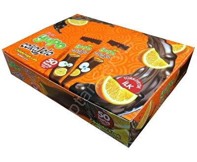 Resim Ülker Yupo Çokojelo Portakal 18'li 20 g