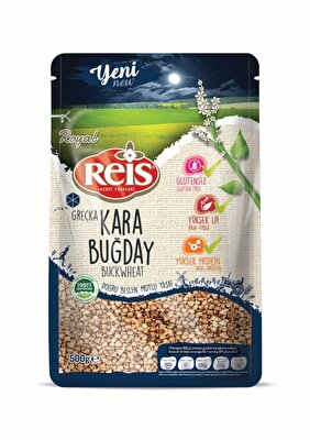 Resim Reis Royal Kara Buğday 500 g