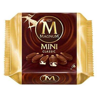 Resim Algida Magnum Mini Classic 6*60 ml