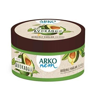 Resim Arko Nem Değerli Yağlar Avokado Yağlı Krem 250 ml
