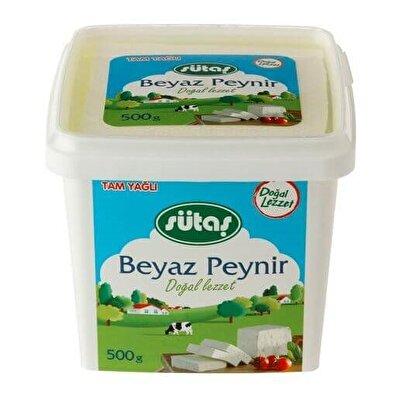 Resim Sütaş Beyaz Peynir 500 g