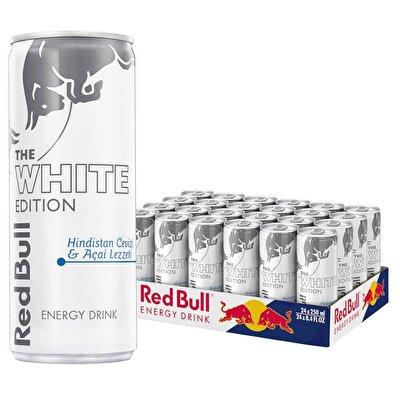 Resim Red Bull Enerji İçeceği Hindistan Cevizi ve Açai 24'lü 250 ml
