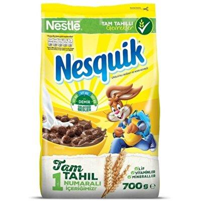 Resim Nestle Nesquik Buğday ve Mısır Gevreği 700 g